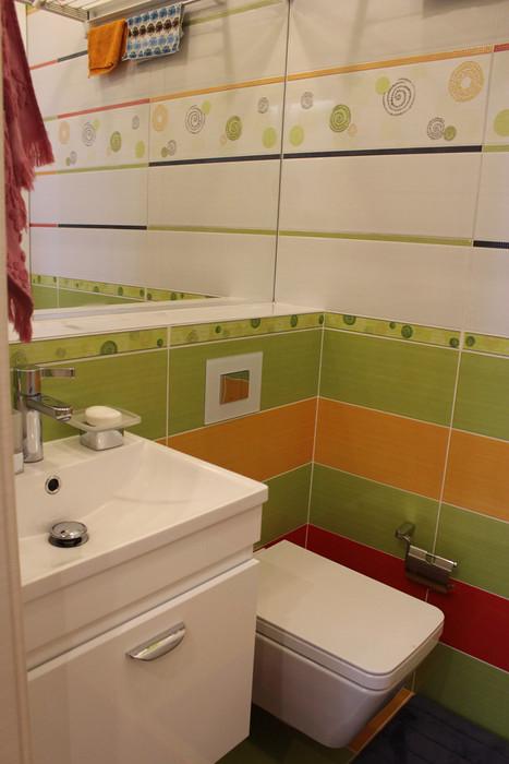 Гостевой туалет. Фото.