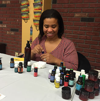 Ranessa Custom Aromatherapy Essential Oil Blending