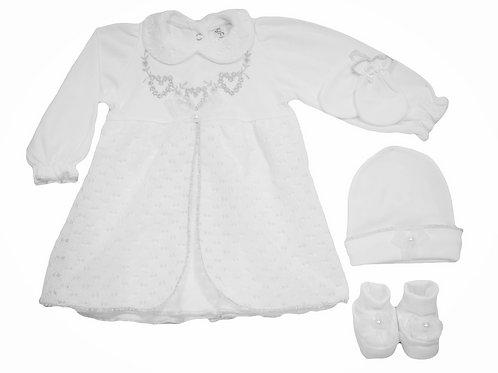 Lüx Mevlüt Kız Elbise Set