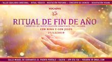 21/12 Ritual de Fin de Año Yogadva 2019