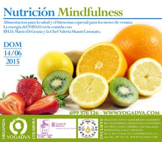 14/06: CURSO DE NUTRICIÓN MINDFULNESS