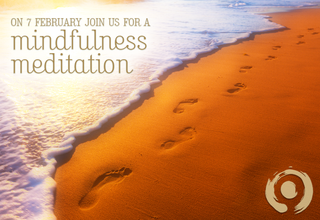 7 FEBRUARY MINFULNESS MEDITATION IN PORTALS
