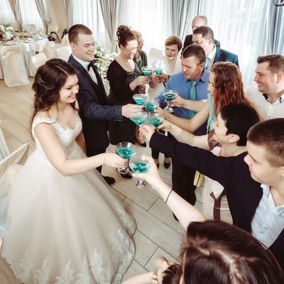 Свадьба Полины и Дмитрия