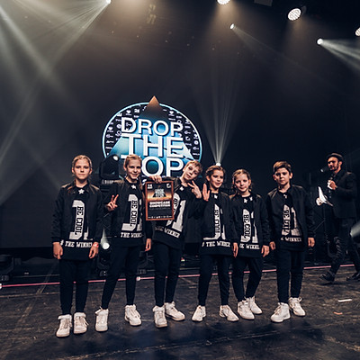 Танцевальный фестиваль DROP THE TOP