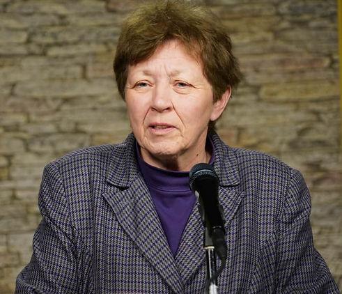 Mayor Jeannette A. McCarthy