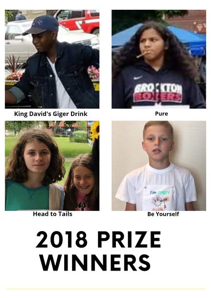 2018 WalthamCBF Prize Winners