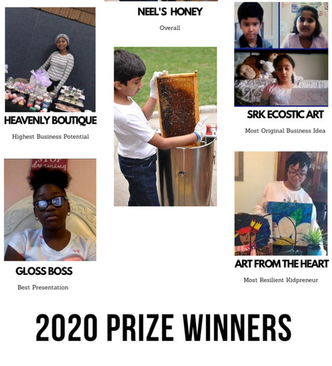 2020 CBF Winners