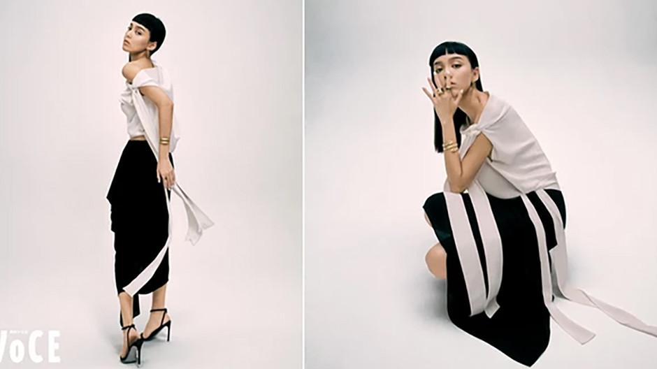 【COVER BEAUTY】李函Kiwi:「美不美,我自己定義」