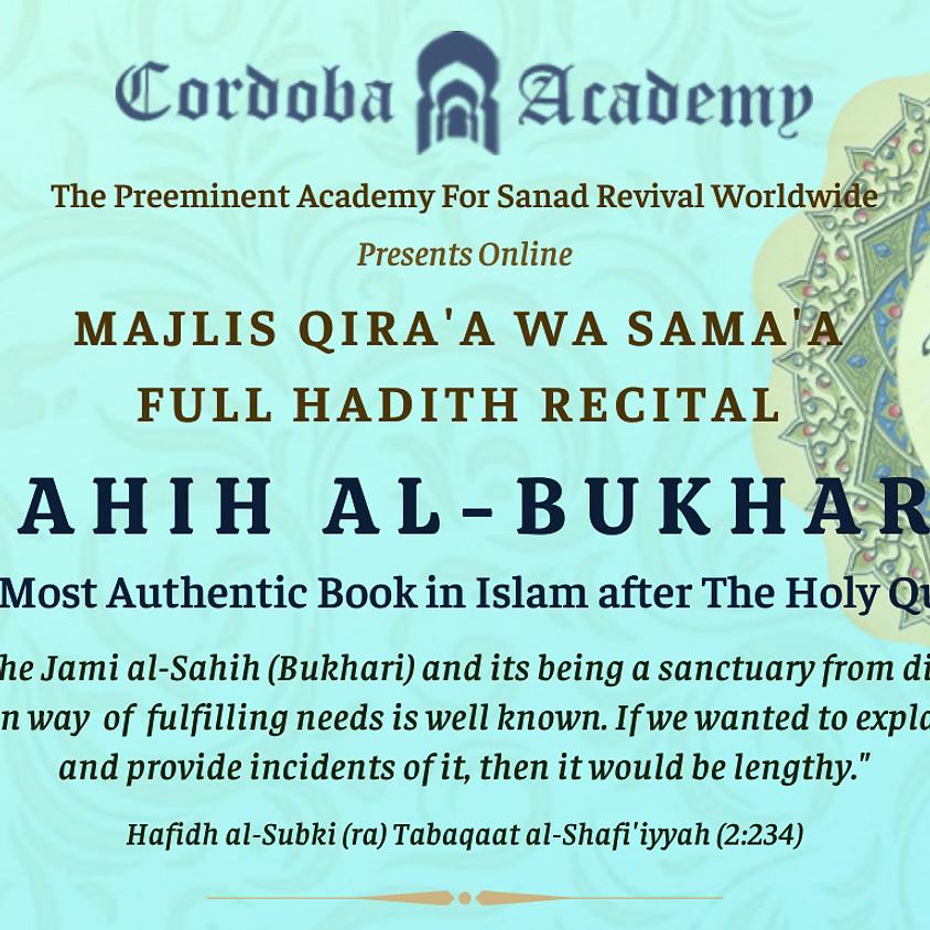 RC: Maqra' Sahih Al Bukhari