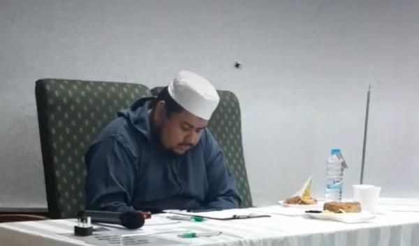 Al-Shaykh al-Musnid Mohammed Daniel al-Muhajir