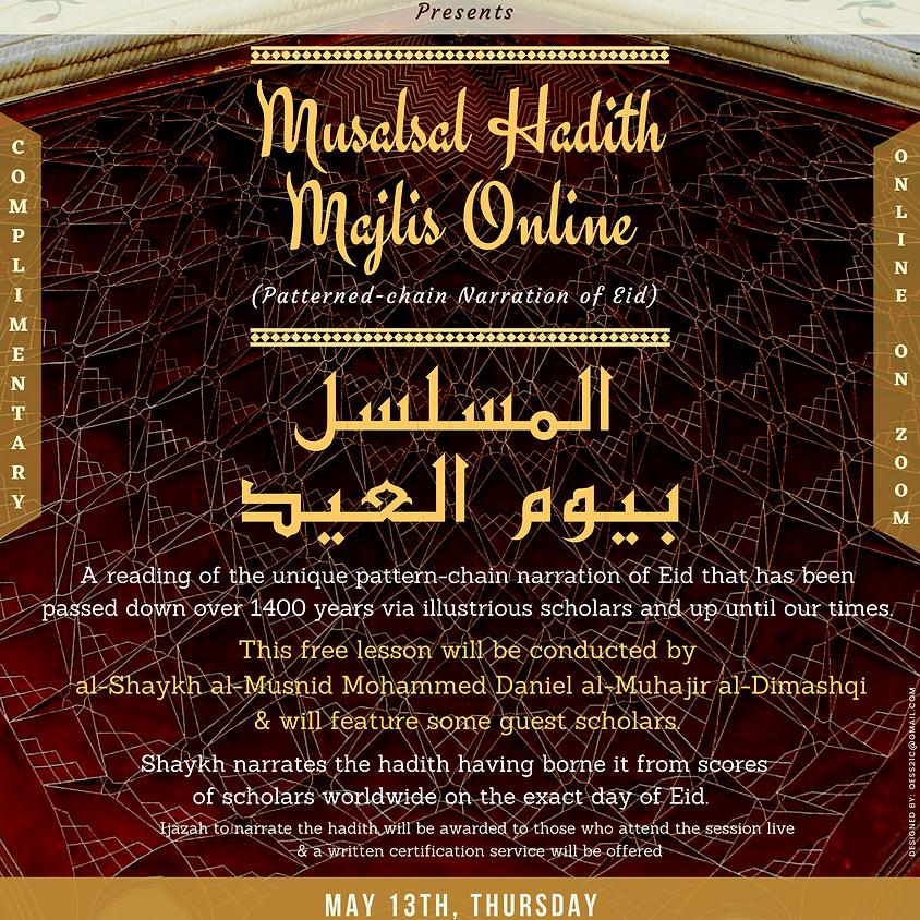 Musalsal Yaum Al Eid