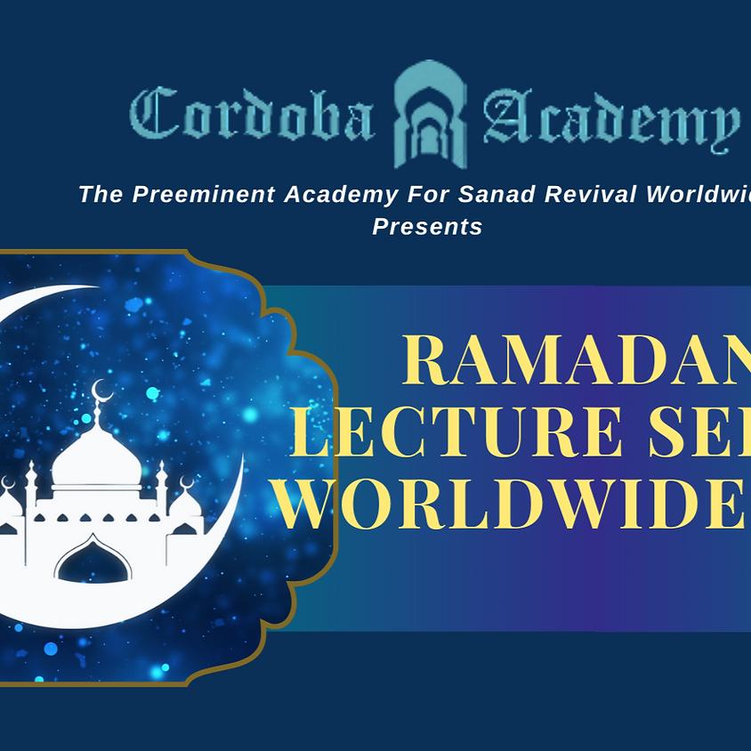 Ramadan Lecture Series Worldwide 2021