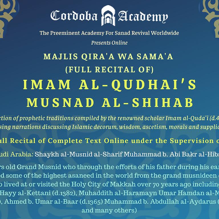 RC : Musnad Al Shihab