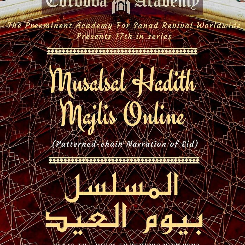 Musalsal Yaum Al Eid (Patterned-chain Narration of Eid)