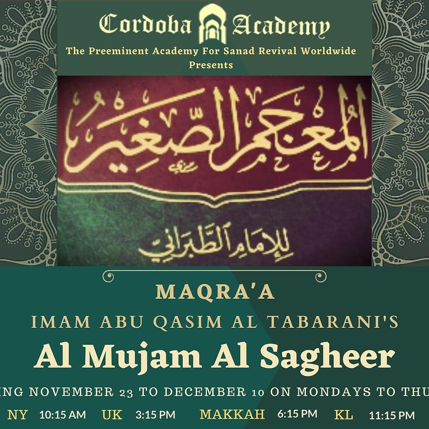 RC2: Al Mujam Al Sagheer