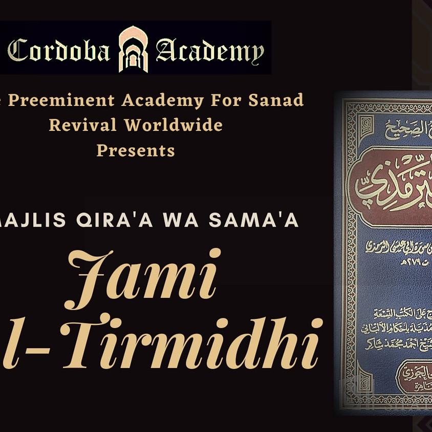 Maqra' : Sunan Al Tirmidhi