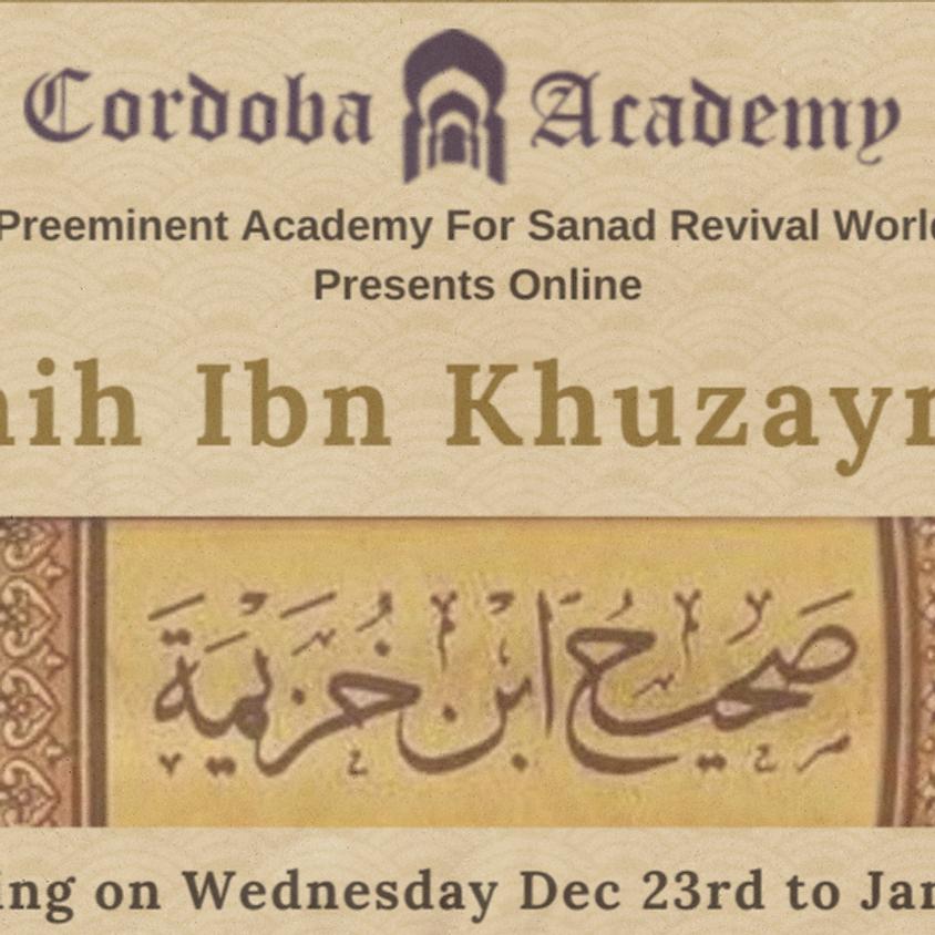 Maqra' Sahih Ibn Khuzaymah