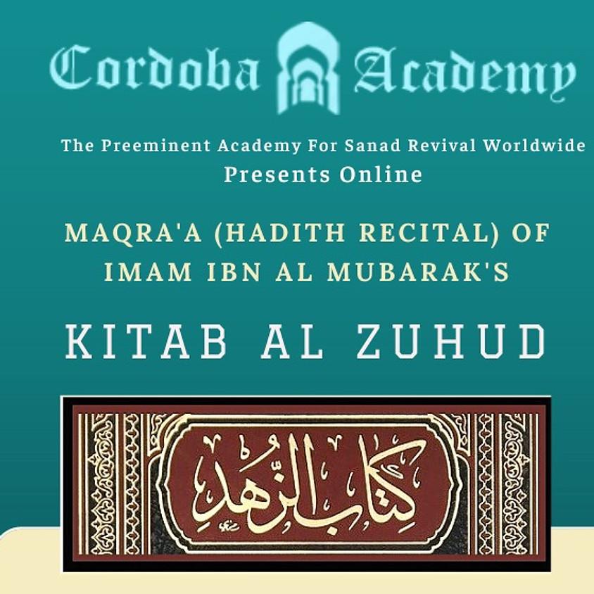 Kitab Al Zuhud