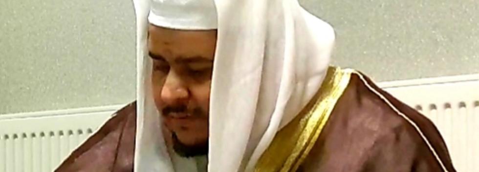 Shaikh al-Musnid Muhammad Daniel al-Muha