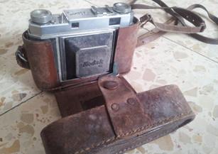 My firs camera / המצלמה הראשונה שלי