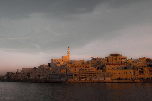 The city of Jaffa