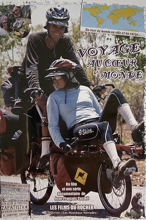 """DVD """"Voyage au coeur du monde"""""""