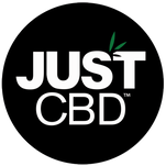Just CBD black circle clear background.p