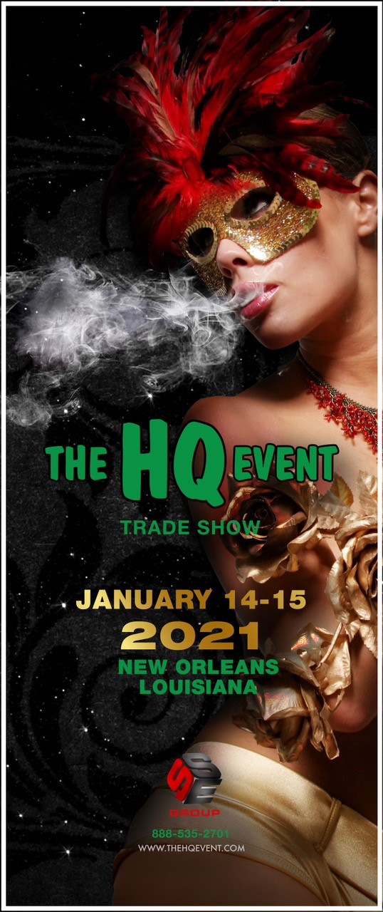 The HQ Event Trade Show; January 14-15, 2021