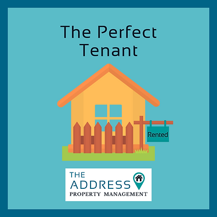 The Perfect Tenant - A guide to screening tenants
