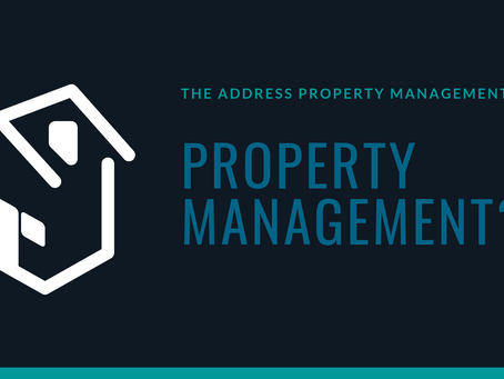 What is Property Management?