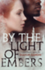 By the Light of Embers novel book