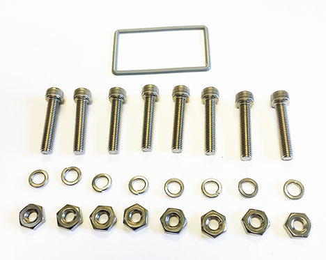 WR229 Waveguide/Flex Hardware Kit