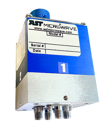 DBS-Band Coaxial Switch