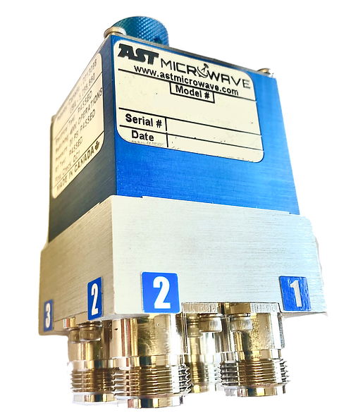 C-Band Coaxial Switch