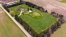 N6946 County Road E, Elkhart Lake Aerial