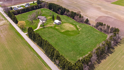 N6946 County Road E, Elkhart Lake Aerial
