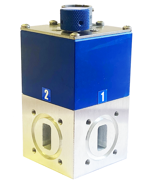 WR62 Waveguide Switch