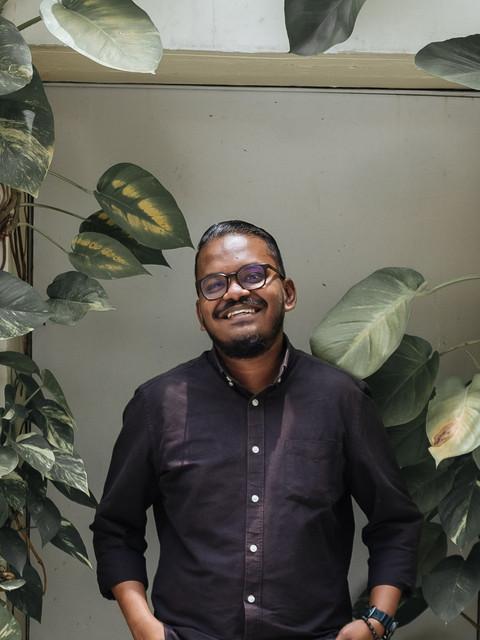 Ashok Kumar, Events Manager, Padang & Co
