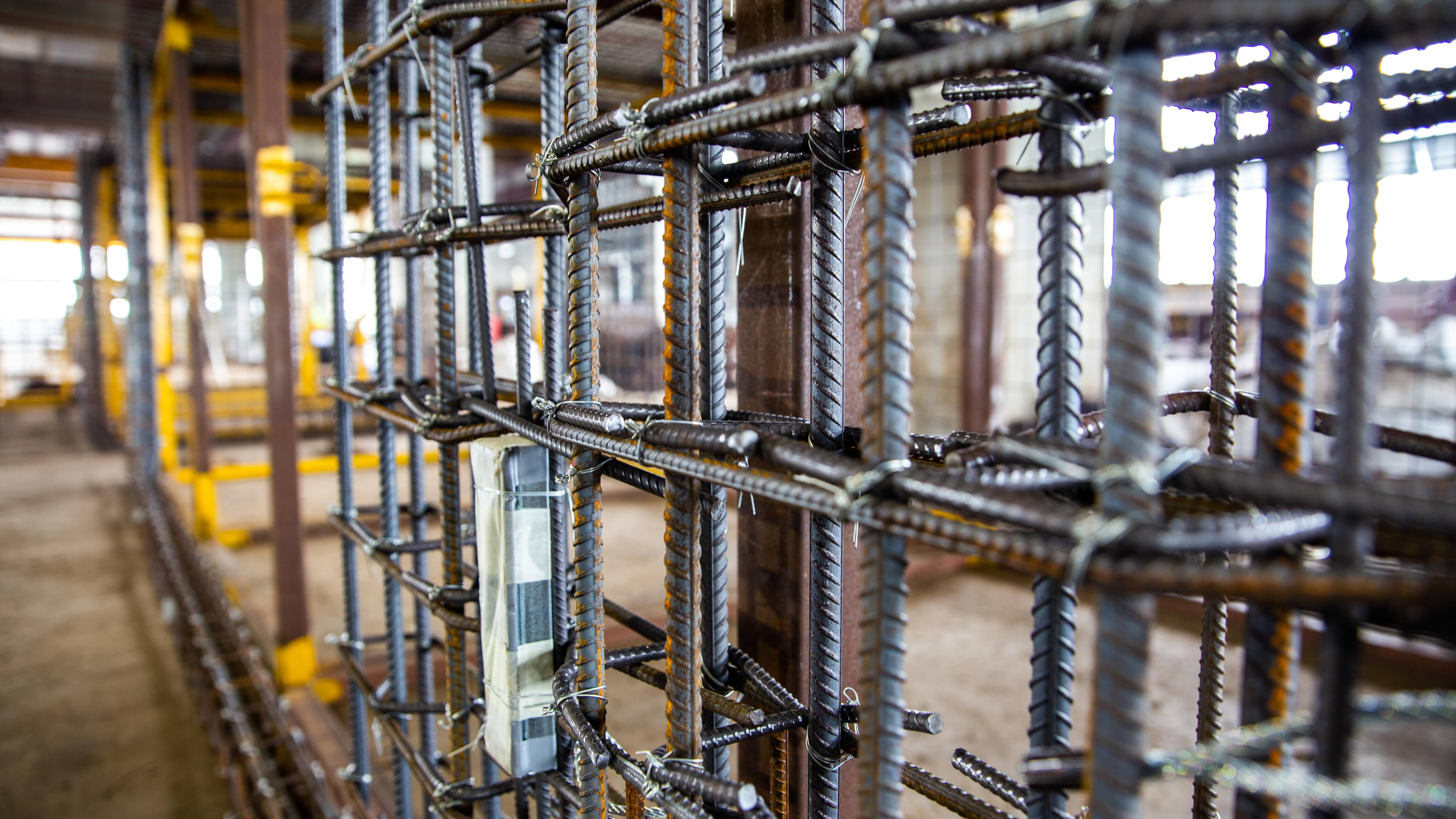 04 Assembly of rebar cages