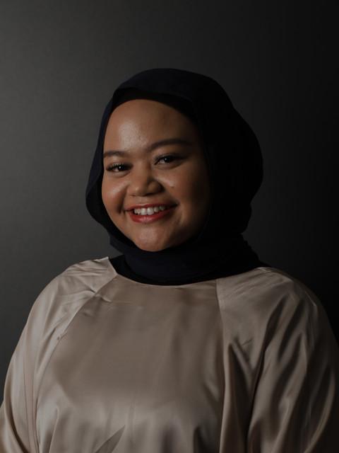 Azra Zulaikha, Community Executive (Marketing), LEVEL3