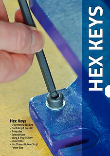 Bondhus Hex Keys