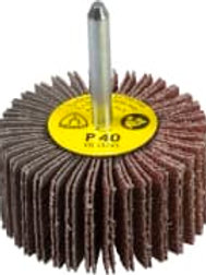 30x10mm x 6mm Shaft 60 Grit KM613 Abrasive Mop
