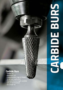 Sutton Carbide Burs