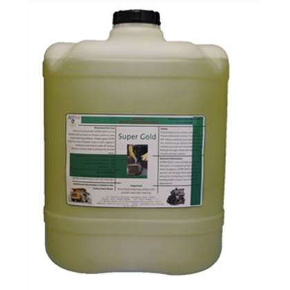 Super Gold 20Ltr - Complete Heavy Duty Cleaner