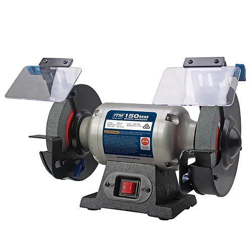 ITM 150mm Bench Grinder