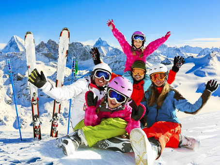 Child Friendly Meribel Ski Holidays