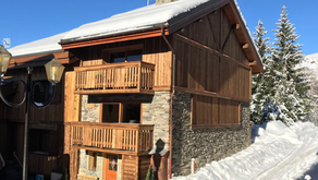 This Week's Featured Chalet........