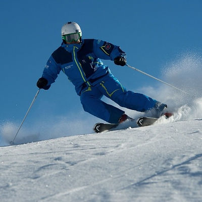 Parallel Lines Ski School Meribel