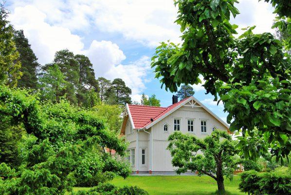 Carins Vackra Villa Sjövik