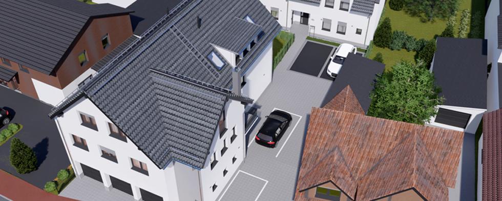 Im Unterdorf - Neubau-Eigentumswohnungen